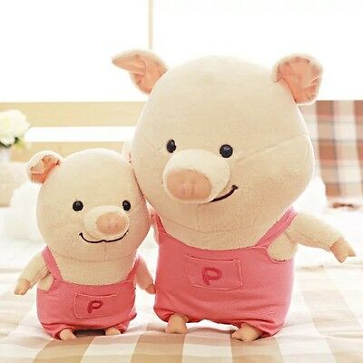 Kid 25cm/9.84'' Christmas Animal Valentine's Day Cute Straps with Pig Gift