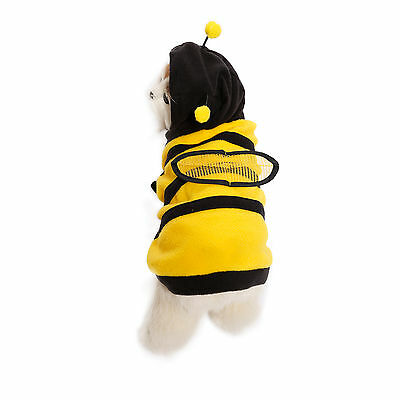 Vestito per Cane / Gatto Antifreddo all'inverno Cosplay Costume di Ape