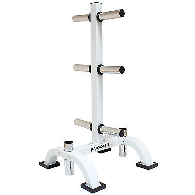 """Sale - 2"""" Olympic Weight & Bar Stand 400Kg Disc Gym Rack -Damaged Packet - #165"""
