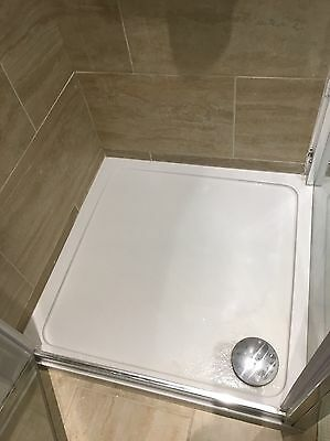 Hydrolux Hydrolite Square Shower Tray 800 x 800mm
