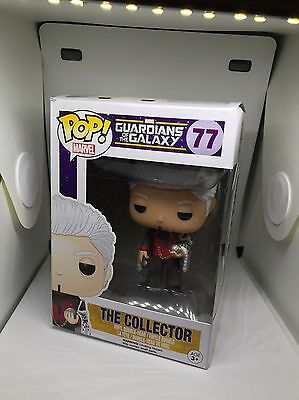 Guardian Of The Galaxy Pop! The Collector