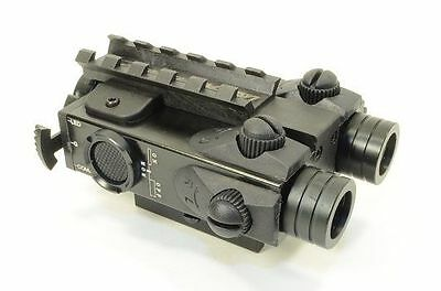 LASERSPEED TACTICAL LS-CL4 225lm LED Light / Green Laser w/ Remote Pressure Pad*