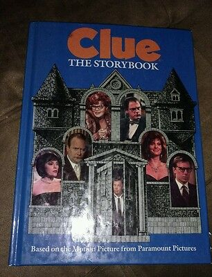 Clue The Storybook 1985