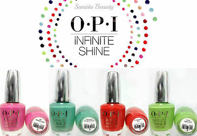 OPI Infinite Shine - Air Dry Nail Lacquer 0.5oz/15mL- Pick Any Color - Series 1