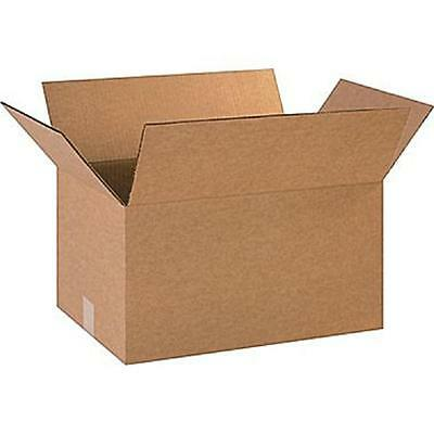 shipping boxes 25 Pk 16x10x8 Mailing Moving Box Cardboard Storage Carton Packing