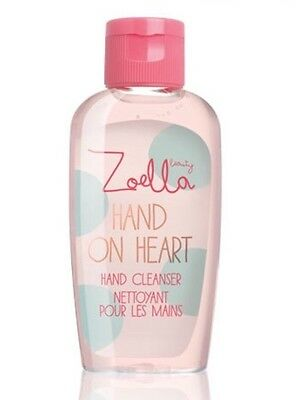Zoella Hand of Heart Hand Gel
