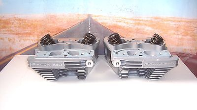 """Screamin' Eagle Cylinder Heads Natural NEW Pro 103"""" For Harley Twin Cam 99-07 Y7"""