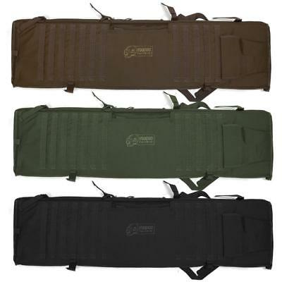 Voodoo Tactical 15-9334 Shooting Mat and Rifle Drag Bag