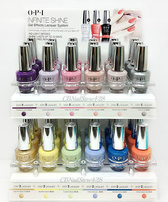 OPI Infinite Shine - Air Dry Nail Lacquer 0.5oz/15mL- Pick Any Color - Series 2