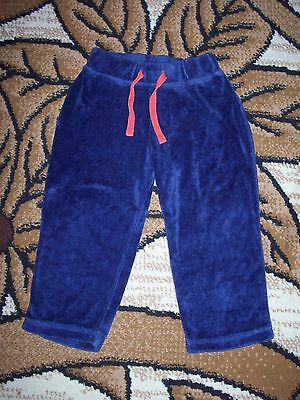 Baby Girl Warm Jogging Bottoms Trousers Age 12-18 Months Height 80-86 cm.