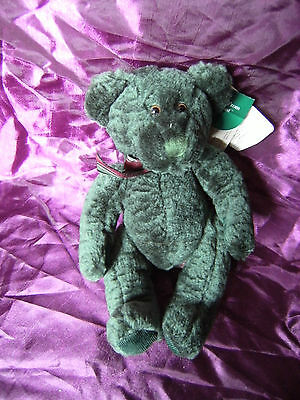 Russ Berrie Mulberry Bear , Bears From The Past 8'' with tag