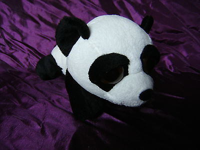 Russ Berrie ''Bamboo'' Panda bear soft toy.10 inches