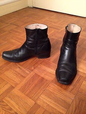 Bottes bottines cuir Homme SENDRA taille 42