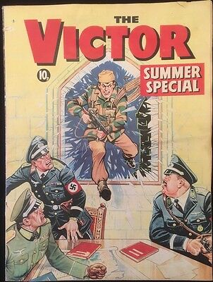Victor Summer Special 1971 - DC Thomson - Holiday Fun!