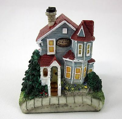 Liberty Falls Collection Miniature Village Home of Seamstress Ida Penny