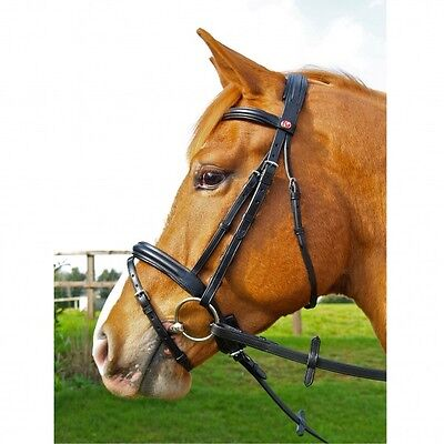 Kieffer Ergonomic Event Flash Bridle (395) Brand New Reduced To Clear !!!!!