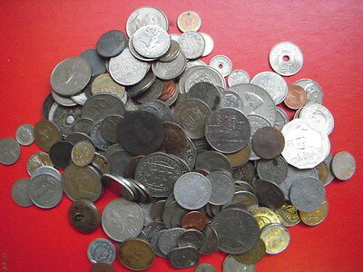 1 Kilo Of Foreign Coins******please See All Photos******** [1]