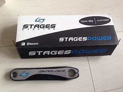 Stages 170 Dura Ace 9000 Power Meter
