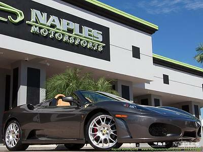 2007 Ferrari 430 Spider Convertible 2-Door 2007 Ferrari F430 Spider F1, Power Daytona Seats, Amazing Condition