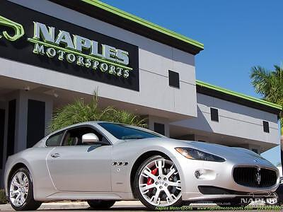 2012 Maserati Gran Turismo S Coupe 2-Door 2012 Maserati Gran Turismo S Coupe, One Owner, SAVE THOUSANDS OVER NEW!