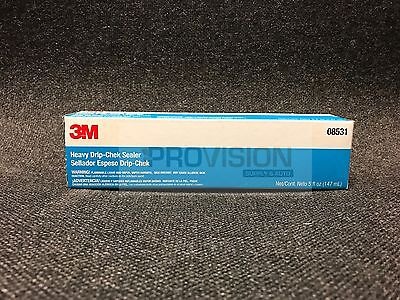 3M-08531 Heavy Drip-Chek Sealer Gray (3M-8531) (5 oz Tube)