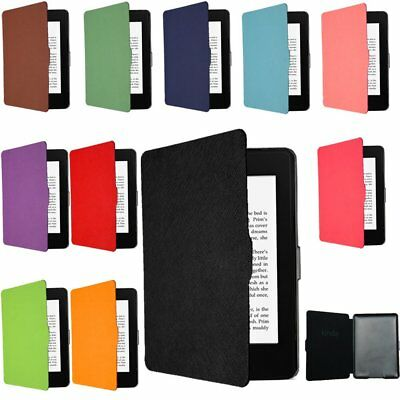 101% ULTRA SLIM THIN LIGHT SMART MAGNETIC COVER CASE FOR Kobo Glo HD