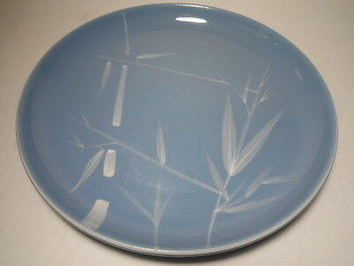 """Old Vintage California Winfield Blue Pacific China Made In Usa 10"""" Dinner Plate"""