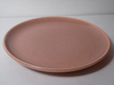 1939 RUSSEL WRIGHT American Century Modern STEUBENVILLE CORAL BREAD BUTTER PLATE