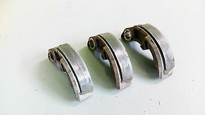 Rotax Max Genuine Old Style Clutch Shoe Set 3x OEM / Shoes