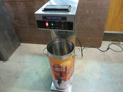 NEWCO MINT Commercial Iced Coffee Tea Extractor Brewer Maker Machine 3 Gallon