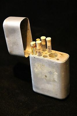 WWII Medical Case with Vials
