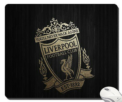 NEW liverpool mousepad mouse pad laptop notebook pc