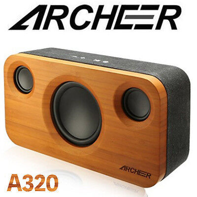 "real ""Archeer HQ SPEAKER+"" 2.1 bamboo Super BasS (Sound home)"