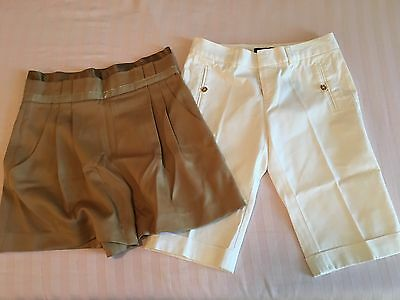 LOT❤️RACHEL ROY❤️SEAN COMBS Luxe Shorts Pants Trendy Classy Work Beach Casual