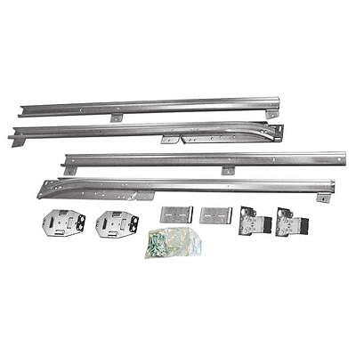 Garage Door Low Headroom Conversion Kit Track Ceiling Floor Clearance Carport 9""