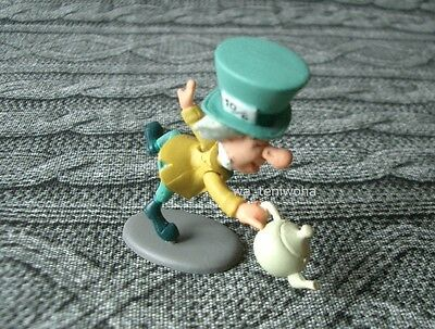 """New """"The Mad Hatter"""" Alice in Wonderland Tiny! Choco Egg Disney Figure Gift"""