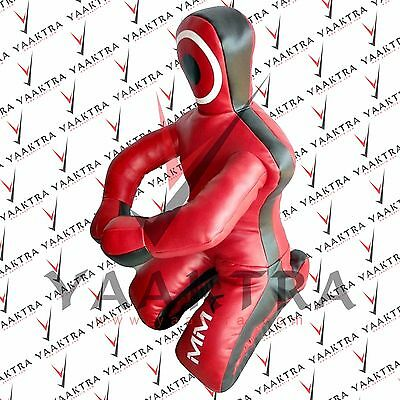 """Grappling Wrestling Dummies Bags Synthetic Leather PU YWD2142 Sizes 48"""" 59"""" 70"""""""