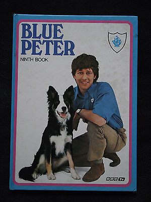 The Blue Peter Ninth 9th Book 1972