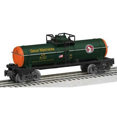 Lionel Us Made Great Northern Tank Car