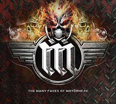 Many Faces Of Motorhead Cd Brand New Various Artists