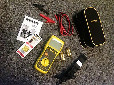 Brand New Martindale Insulation Resistance Tester Meter In2101 (Rrp £320!!!)