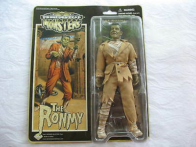 "Presidential Monsters Universal Monsters THE RONMY "" Regan, as The Mummy Figure"