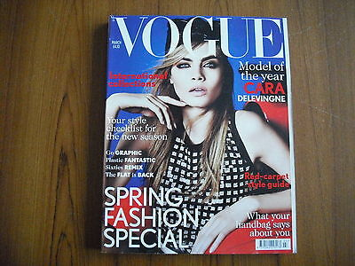 Vogue Magazine - March 2013 - Spring Fashion Special