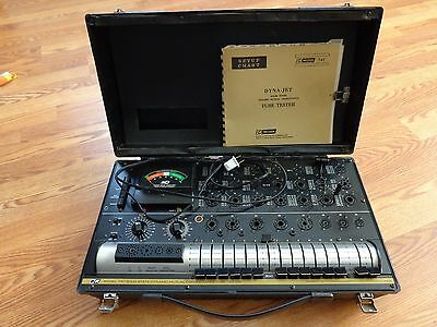 B & K 747 Vacuum Tube Tester Solid State Dynamic