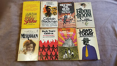 Vintage African American Literature Collection (Softcovers) See description