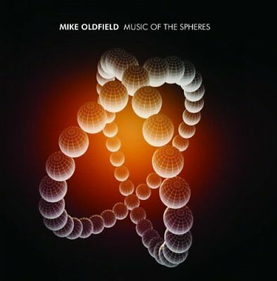 Mike Oldfield Music Of The Spheres 2008 Cd Classical Neu