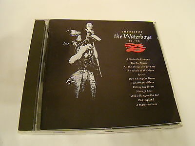 The Waterboys ‎– The Best Of The Waterboys '81 - '90 cd album
