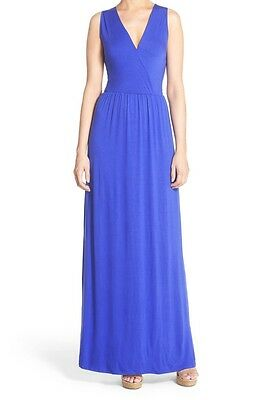 957b6aadccb7b $98 Felicity & Coco Jersey Strappy Back Maxi Dress (Nordstrom Exclusive)  Size M