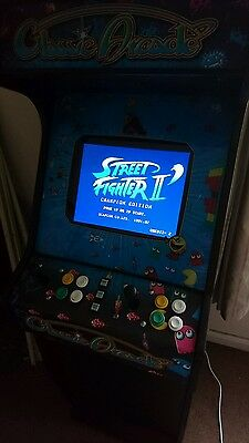 Arcade Machine classic  Upright   1-2 Players  jamma 520 in 1 ready now!!!