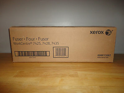 Genuine XEROX FUSER for WorkCentre 7425 7428 7235 Model Number 008R13062 *NEW*